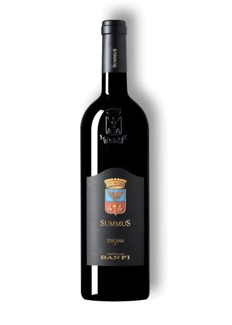 Toscana IGT Castello Banfi Summus 2000