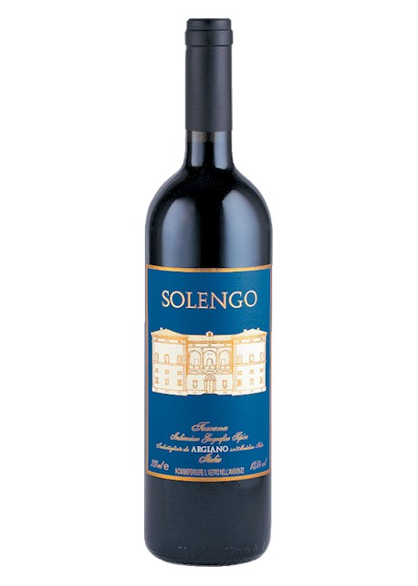 Toscana IGT Argiano Solengo 2004