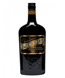 Scotch Whisky Black Bottle Blended