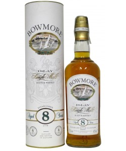 Scotch Whisky Bowmore 8 Years Single Malt
