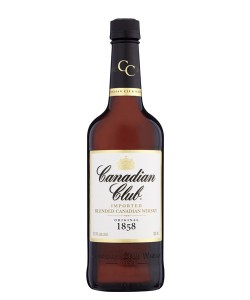 Whisky Canadian Club Blended 1lt