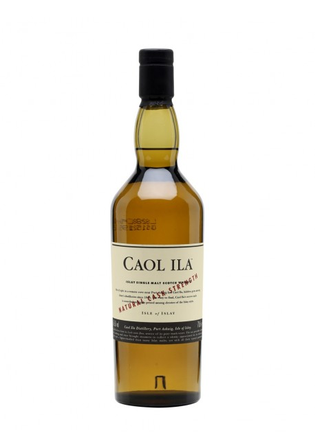 Scotch Whisky Caol Ila Cask Strength Single Malt