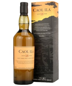 Scotch Whisky Caol Ila 18 Years Old Single Malt