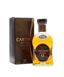 Scotch Whisky Cardhu 12 Years Old Single Malt