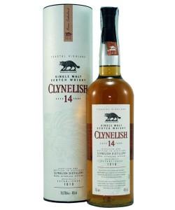Scotch Whisky Clinelysh 14 Years Single Malt