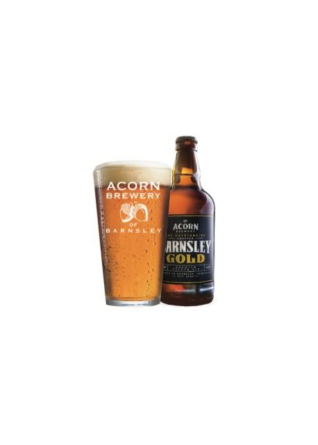 Birra Acorn Barnsley Gold Golden Ale