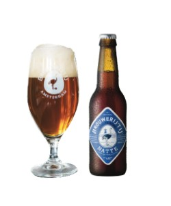 Birra Brouwerij'tij Natte Dubbel Biologica