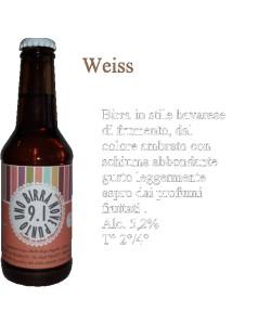 Birra Weiss Birrificio 9.1
