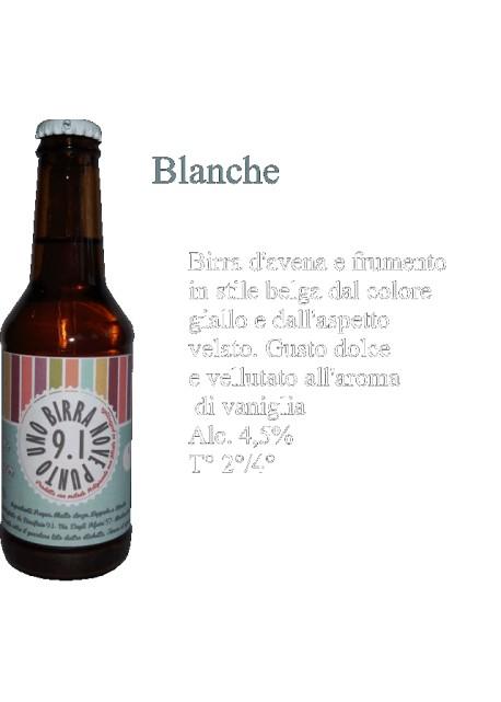 Birra Blanche Birrificio 9.1