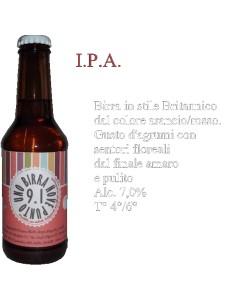 Birra I.p.a. Birrificio 9.1