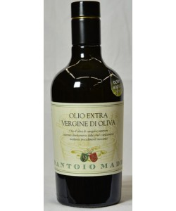 Olio Extra Vergine di Oliva Frantoio Maddi 100% Toscano 500 Ml.