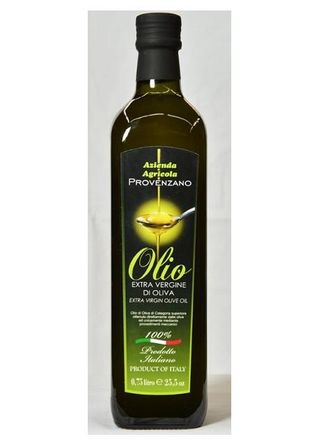 Olio Extra Vergine di Oliva Azienda Agricola Provenzano 750 Ml.