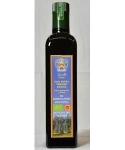 L'Olio Extra Vergine di Oliva DOP Colline Teatine del Frantoio Farese Biologico viene prodotto con olive controllate periodicame