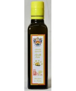 Olio Extra Vergine di Oliva Aromatizzato al Limone Frantoio Farese 250 Ml