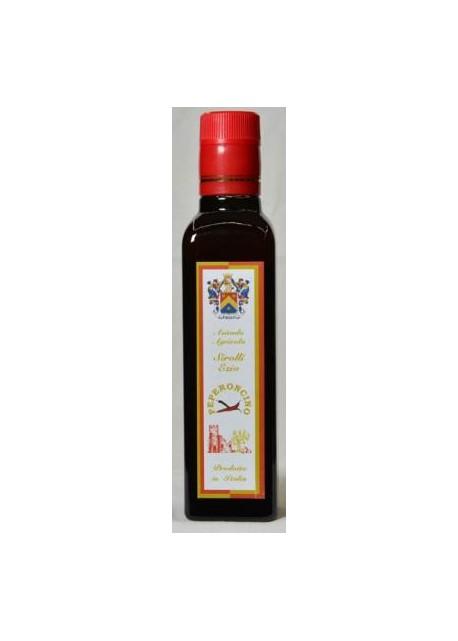 Olio Extra Vergine di Oliva al Peperoncino Frantoio Farese 250 Ml