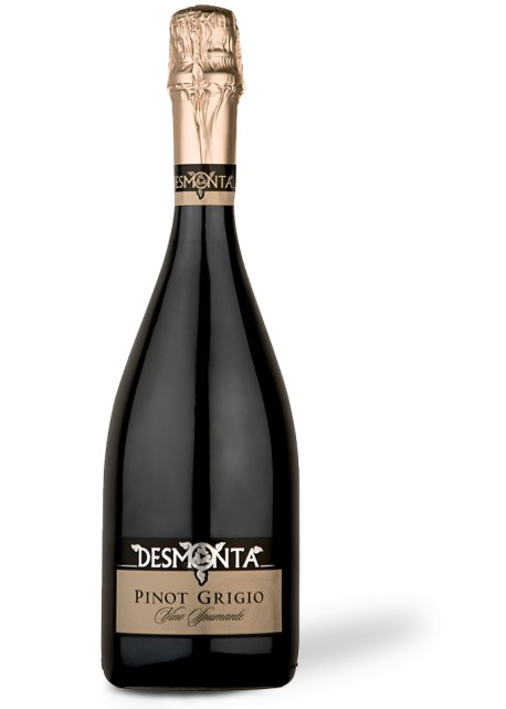 Pinot Grigio Spumante Brut Desmontà