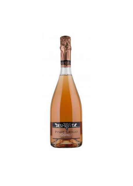 Pinot Grigio Spumante Ramato Extra Dry Desmontà