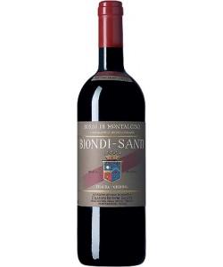Rosso di Montalcino DOC Biondi Santi Tenuta Greppo 2010