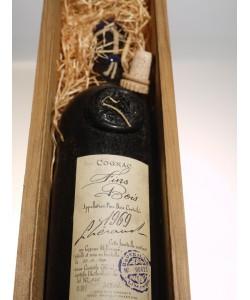 Cognac Fins Bois Lheraud 1968