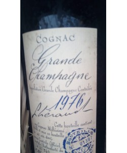 Cognac Grande Champagne Lheraud 1976