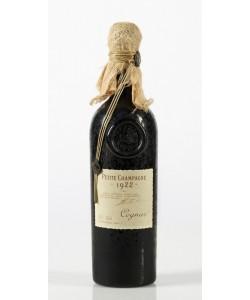 Cognac Petite Champagne Lheraud 1922