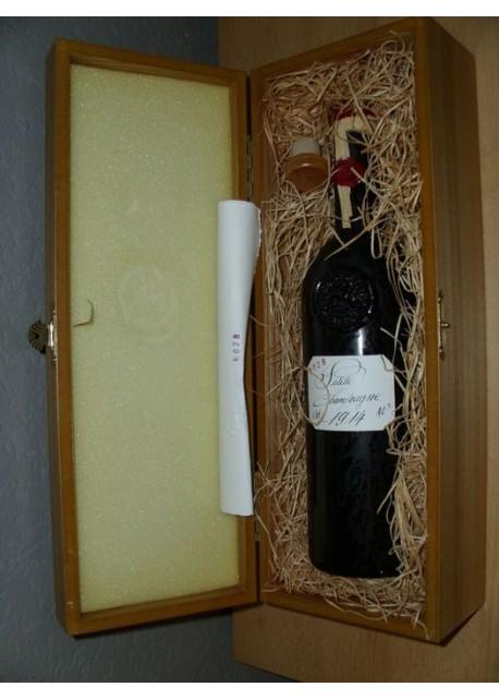 Cognac Petite Champagne Lheraud 1914
