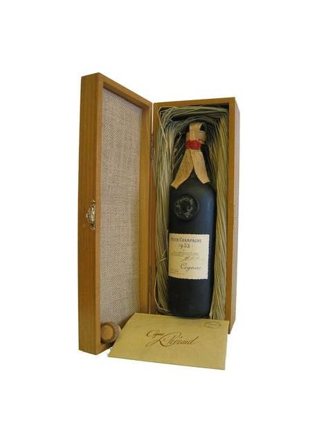 Cognac Petite Champagne Lheraud 1953