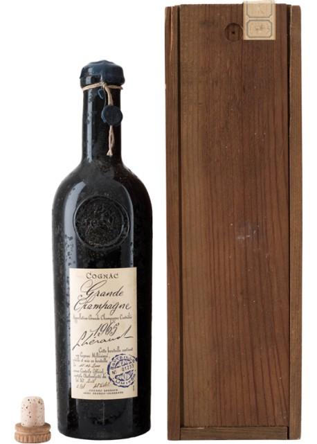 Cognac Petite Champagne Lheraud 1965