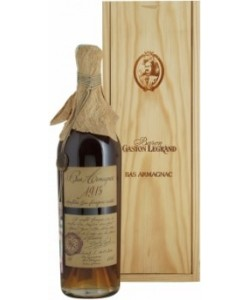 Armagnac Baron G Legrand Lheraud 1915