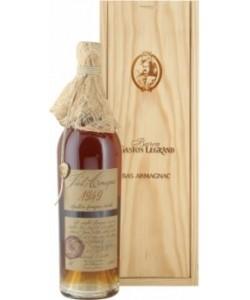 Armagnac Baron G Legrand Lheraud 1949