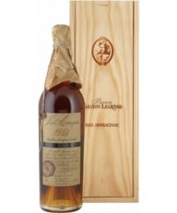 Armagnac Baron G Legrand Lheraud 1953