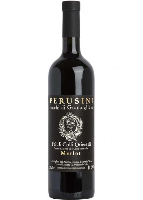 Merlot DOC Etichetta Nera Perusini 2014