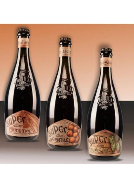 Birre Baladin Super Edizione 20 Anni - 6 Bottiglie