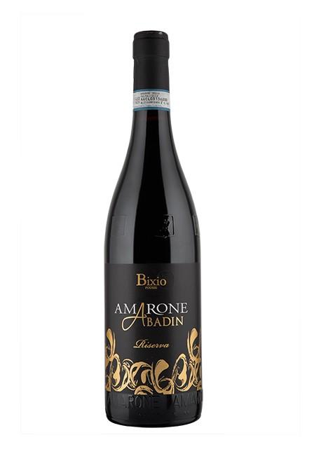 Amarone della Valpolicella Classico Riserva Abadin DOCG Bixio 2010