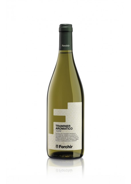 Traminer Aromatico Glére DOC Grave Forchir