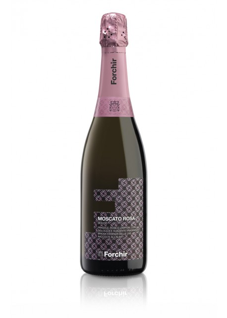Moscato Rosa Spumante Dolce Forchir