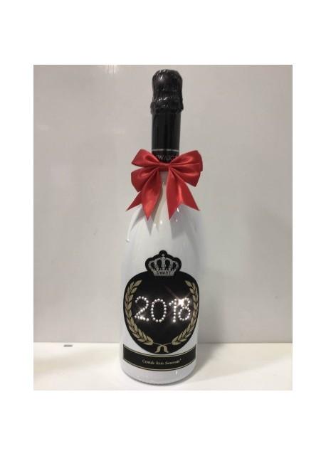 Prosecco DOC De Faveri Treviso Extra Dry 1,5 l - Bottiglia personalizzata New Year 2018