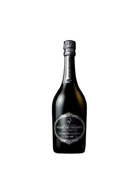Champagne Billecart-Salmon Brut Millesimato Nicolas Francois 2000