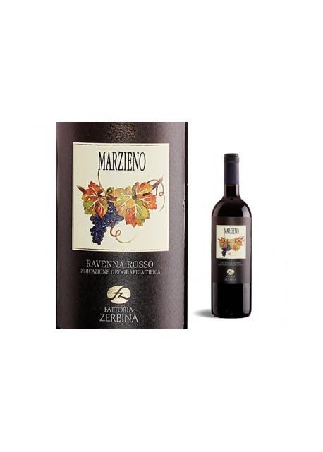 Marzieno Ravenna rosso Zerbina 2000 0,75 lt.