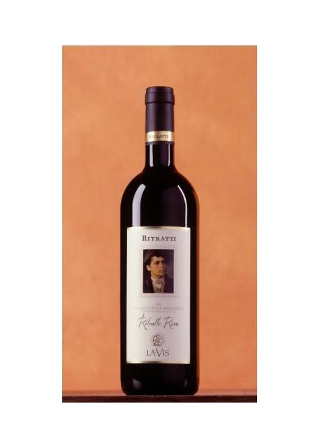 Ritratto Rosso La Vis 2007 0,75 lt.