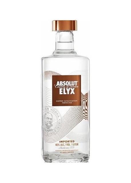 Vodka Absolut Elyx 0,70 lt.