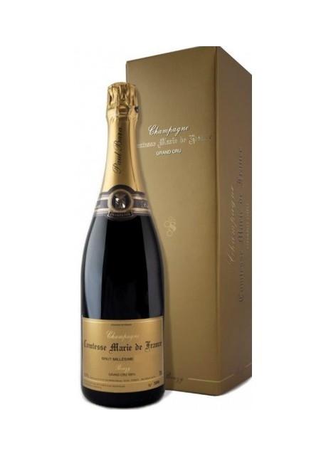 Champagne Paul Bara Comtesse Marie De France Millesimato 2000 0,75 lt.