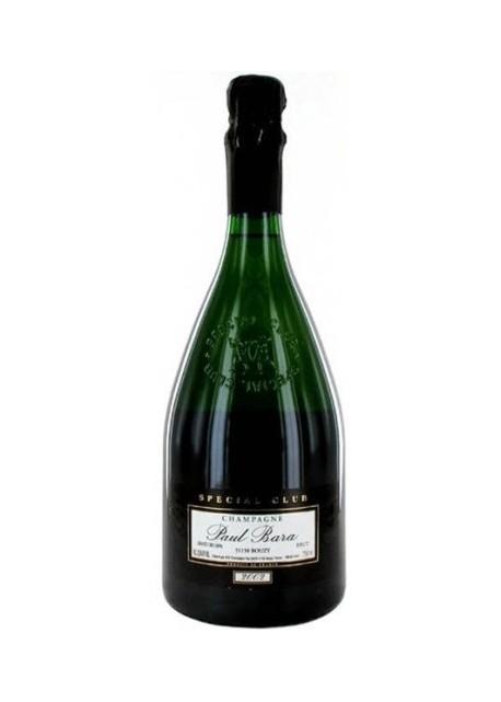 Champagne Paul Bara Special Club Grand Cru 2002 0,75 lt.