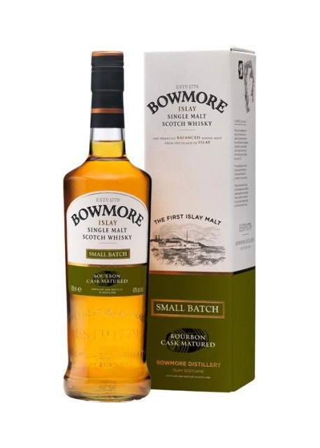 Whisky Bowmore Small Batch 0,70 lt.