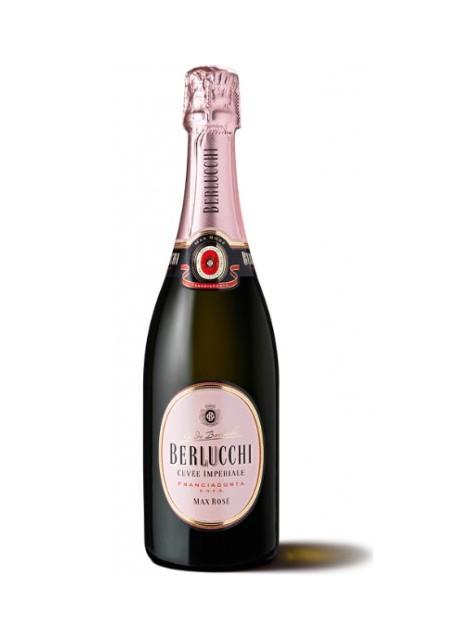 Franciacorta Berlucchi Max Rosè 0,70 lt.