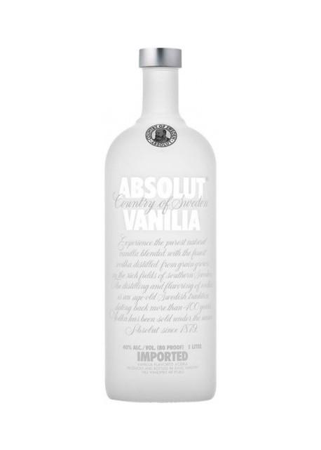 Vodka Absolut Vaniglia 1 lt.