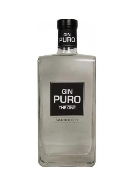 Gin Puro The One 0,70 lt.