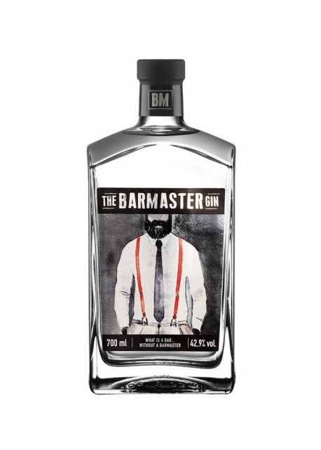 Gin The Barmaster 0,70 lt.
