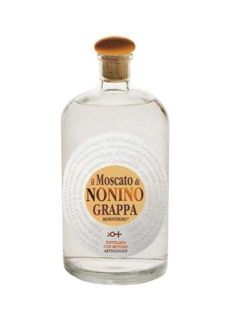Grappa Nonino Sauvignon 0,70 lt.