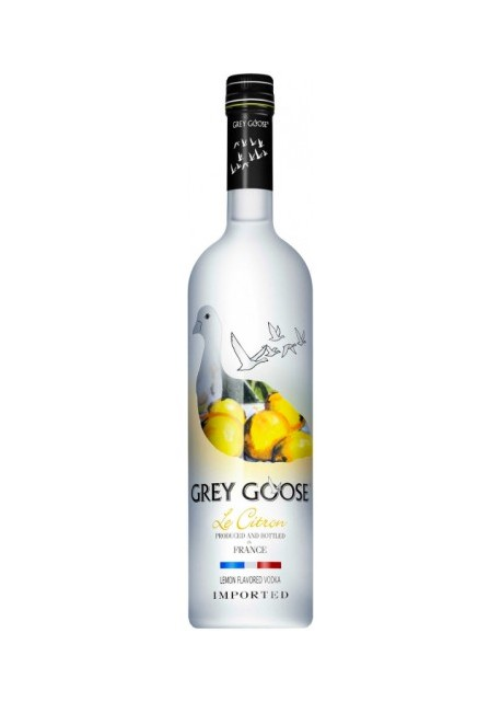 Vodka Grey Goose Limone 0,70 lt.